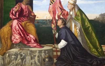 Un retrat que fa època: Alexandre VI en un quadre de Tiziano
