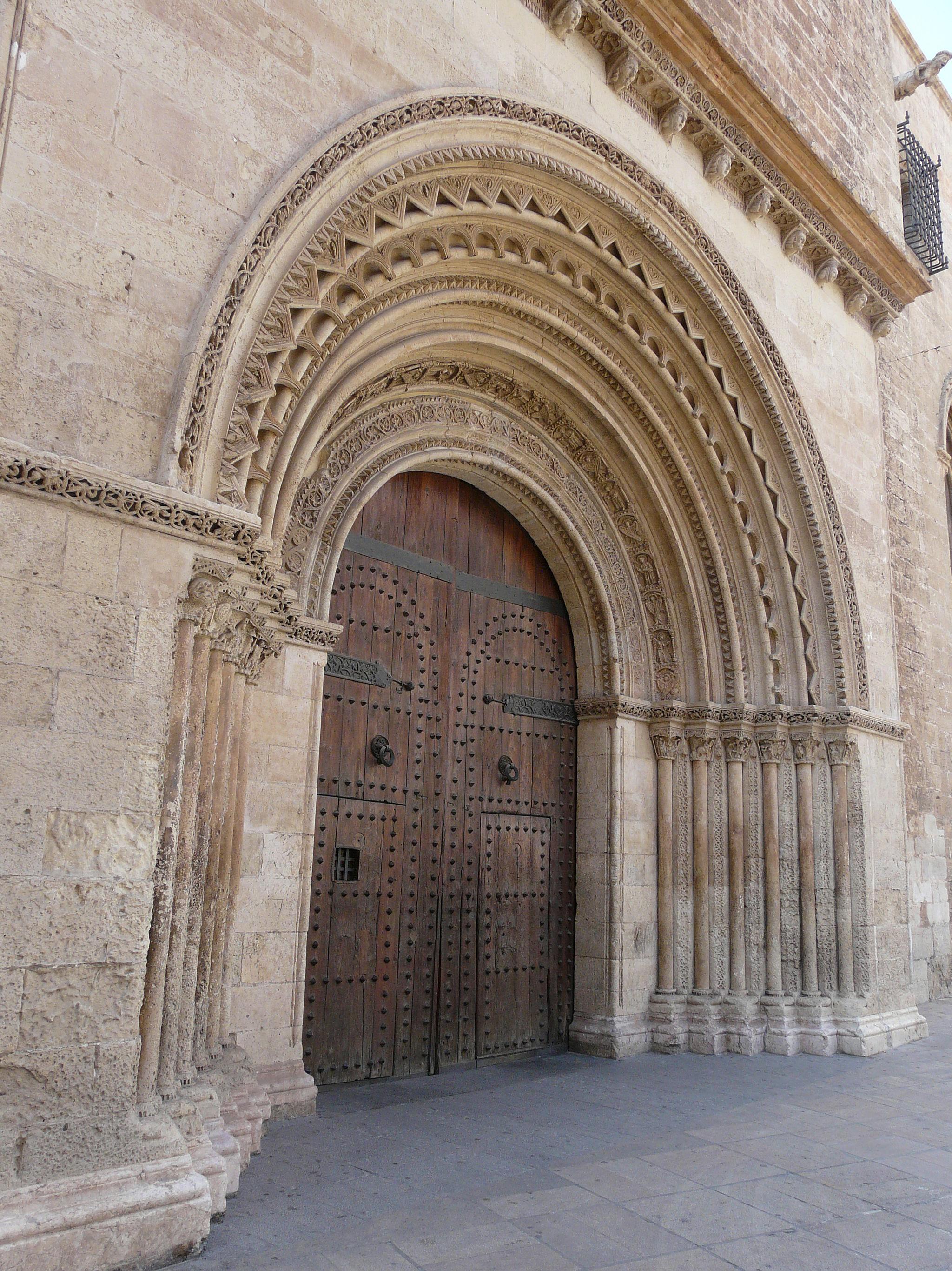 Catedral de València. Font: Wikimedia Commons