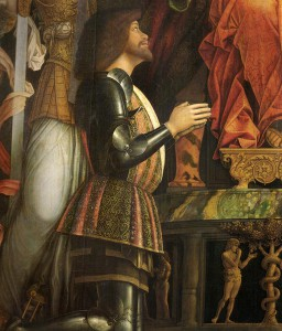 francesco Gonzaga, madonna della vittoria