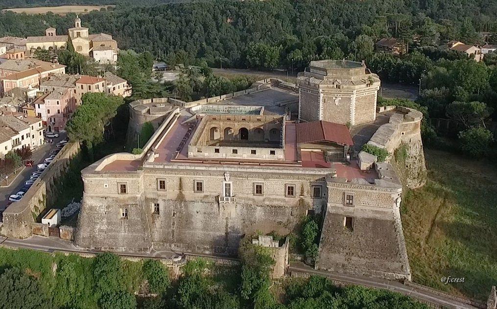 Rocca Borgiana de Civita Castellana.