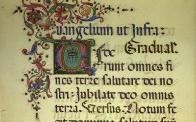 Breu introit a una nova edició del missal de Nadal del papa Alexandre VI Borja (i 3)