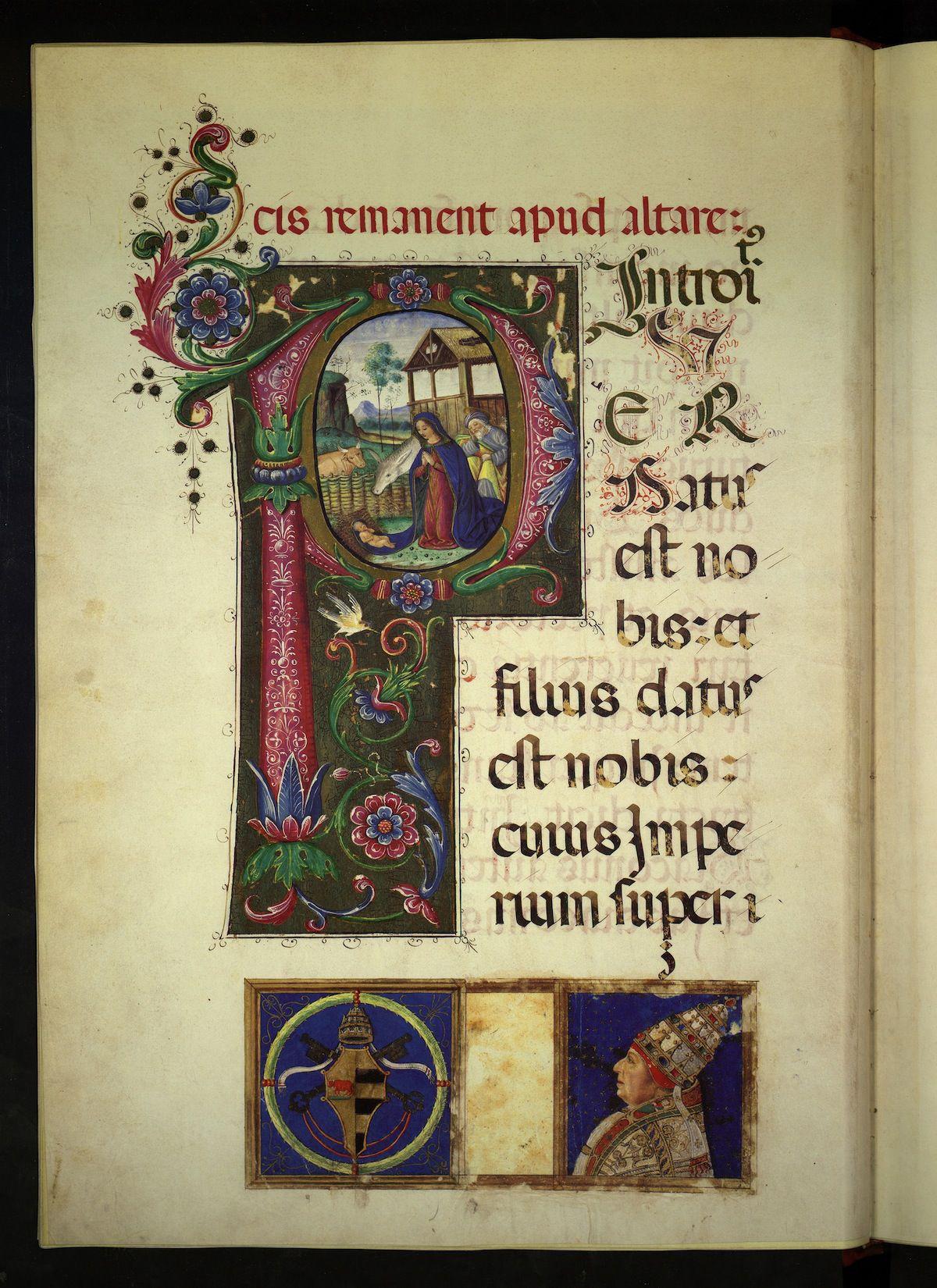 Missale pontificis in Nativitate Domini, 2 vol. (edició facsímil i estudi introductori), València: Edicions Tres i Quatre, 2011.
