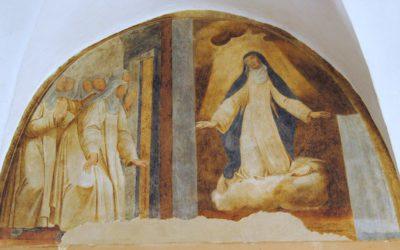 Un miracle de sor Colomba da Rieti a Perusa